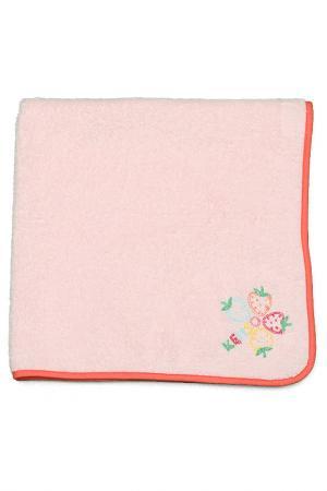 Полотенце Kenzo kids. Цвет: розовый