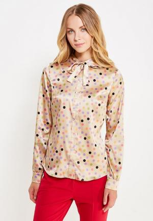 Блуза Nife. Цвет: бежевый