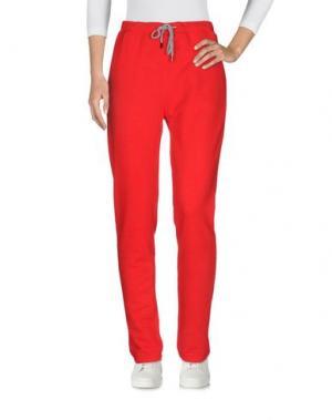 Повседневные брюки SCOUT. Цвет: красный
