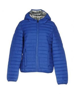 Куртка CANADIAN. Цвет: синий