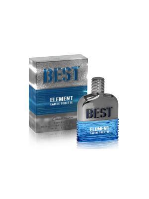 Туалетная вода Best Element 100 ml. Цвет: прозрачный