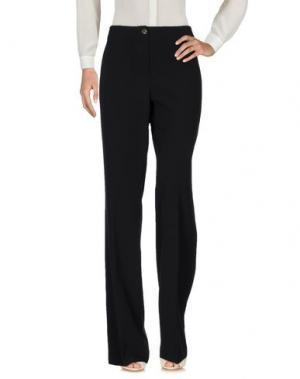 Повседневные брюки COCCAPANI. Цвет: черный