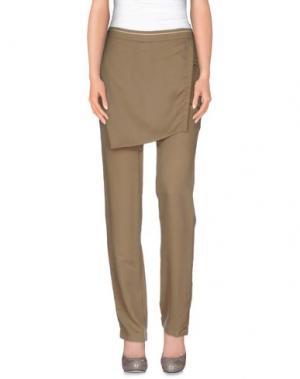 Повседневные брюки GATTINONI. Цвет: песочный