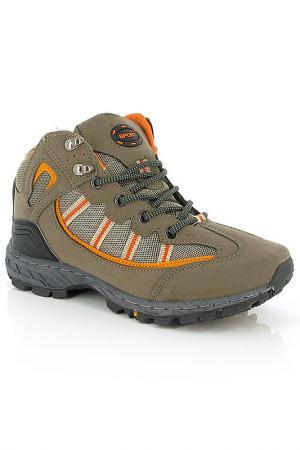 Ботинки Kimberfeel. Цвет: коричневый