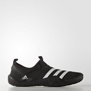 Коралловые тапочки climacool JawPaw  TERREX adidas. Цвет: черный