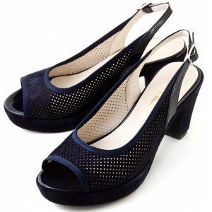Туфли ALBA. Цвет: темно-синий