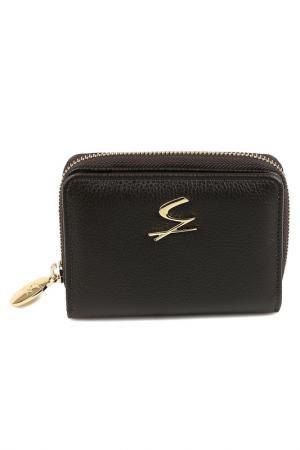 Wallet Gattinoni. Цвет: dark brown