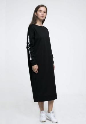 Платье Kira Mesyats. Цвет: черный