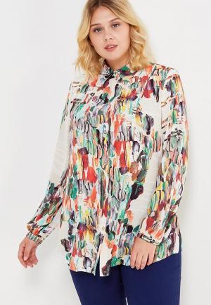 Блуза Silver String. Цвет: разноцветный