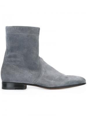 Ботинки Dylan Carvil. Цвет: синий
