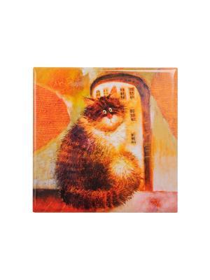 Магнит Абырвалг Artangels. Цвет: красный, зеленый, оранжевый