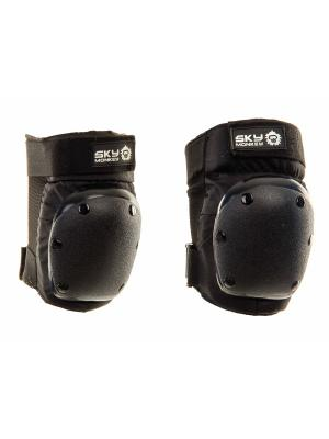 Защита колена Sky Monkey VP774. Цвет: черный