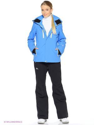 Куртка HALTI. Цвет: синий