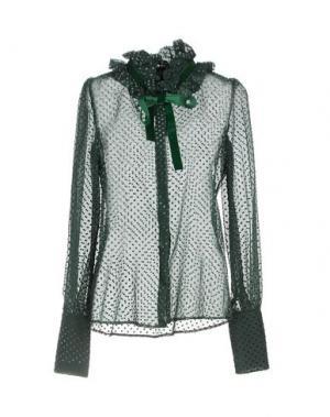 Pубашка NORA BARTH. Цвет: зеленый
