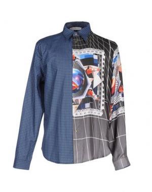 Pубашка LEITMOTIV. Цвет: свинцово-серый