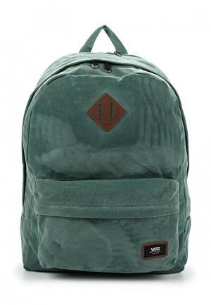Рюкзак Vans. Цвет: зеленый