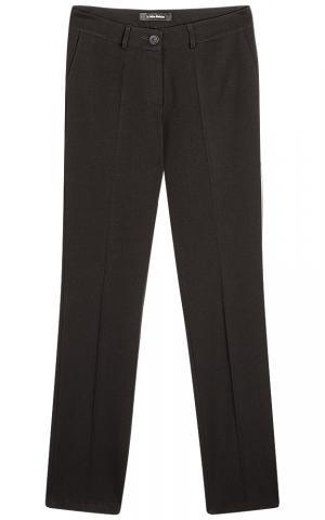 Черные брюки со стрелками La reine blanche