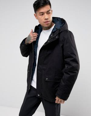 Dickies Куртка 3 в 1 Avondale. Цвет: черный