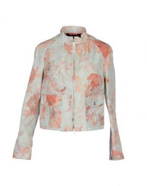 Куртка GATTINONI. Цвет: светло-зеленый