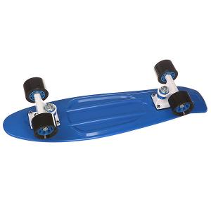 Скейт мини круизер  Orboard Blue 6 x 22.5 (57.2 см) Taste. Цвет: синий