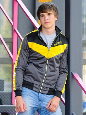 Куртка House. Цвет: черный, серый, желтый