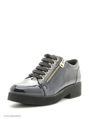 Ботинки Lisette. Цвет: темно-синий