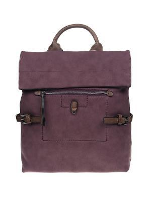 Рюкзак Gusachi. Цвет: фиолетовый