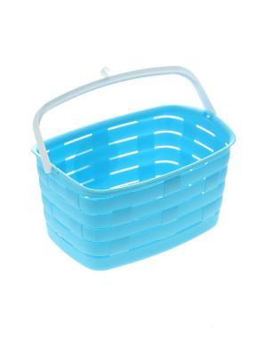 Контейнер-корзина Migura. Цвет: голубой,белый