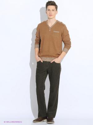 Джемпер LERROS. Цвет: коричневый