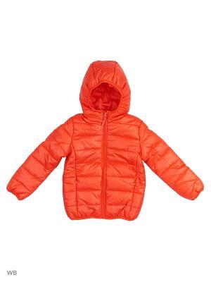 Куртка Modis. Цвет: красный, коралловый