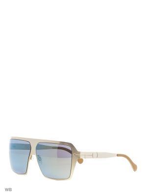 Солнцезащитные очки TM 519S 03 Opposit. Цвет: бежевый