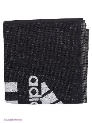 Полотенце Adidas Towel S. Цвет: черный