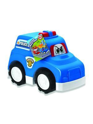 Полицейская машина Keenway. Цвет: синий