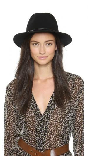 Шляпа-федора Avery из шерстяного фетра Hat Attack