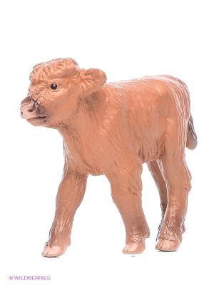 Highland Calf/Теленок Хайленд MOJO. Цвет: коричневый
