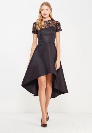 Платье Chi London. Цвет: черный