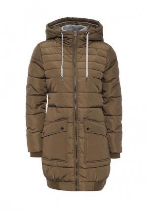 Куртка утепленная Urban Bliss. Цвет: хаки