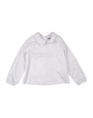 Блузка HUCKLEBONES. Цвет: белый