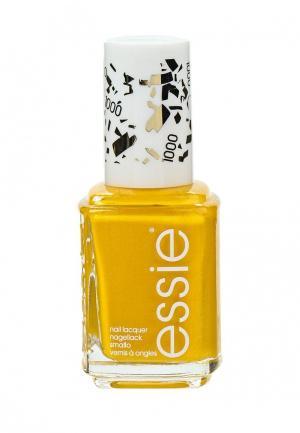 Лак для ногтей Essie. Цвет: желтый