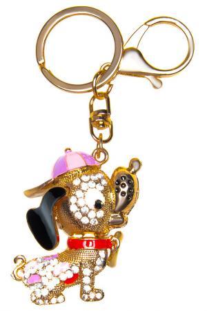 Брелок для ключей BELLA ROSA. Цвет: мультицвет