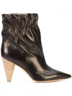 Ботинки Carmen Derek Lam. Цвет: чёрный