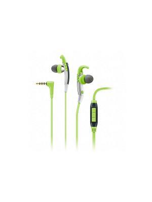 Наушники  Sennheiser CX 686 G Sports. Цвет: зеленый