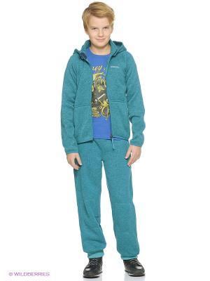 Куртка ETNA DIDRIKSONS. Цвет: бирюзовый