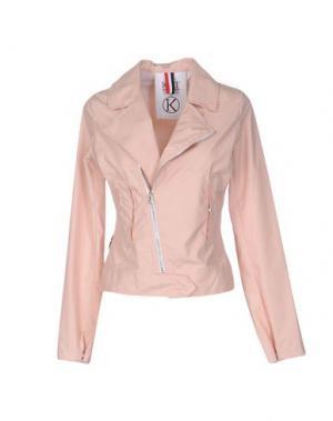 Куртка KILT HERITAGE. Цвет: розовый