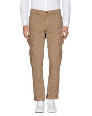 Повседневные брюки MASON'S. Цвет: песочный