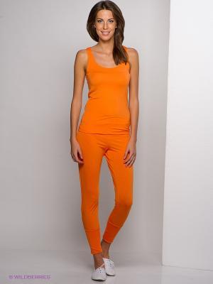 Леггинсы LingaDore. Цвет: оранжевый
