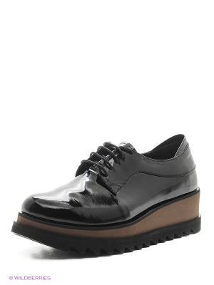 Ботинки Gavary. Цвет: черный
