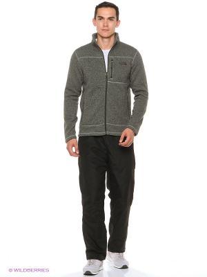 Джемпер The North Face. Цвет: серый
