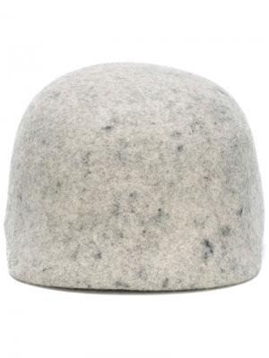 Кепка Shells Minimarket. Цвет: серый