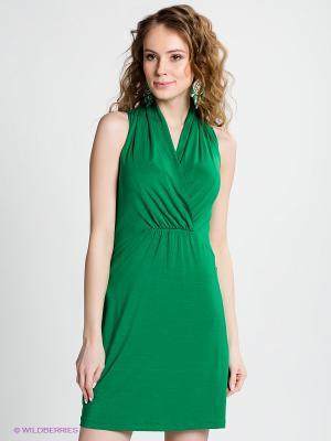Платье Salsa. Цвет: зеленый